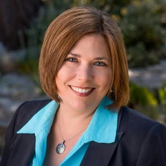 Jennifer Robertson-City Councilmember and Former Deputy Mayor