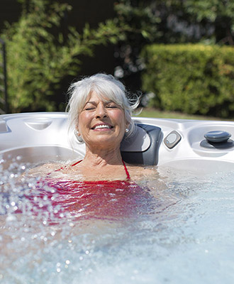Hot Tub Enjoyment -