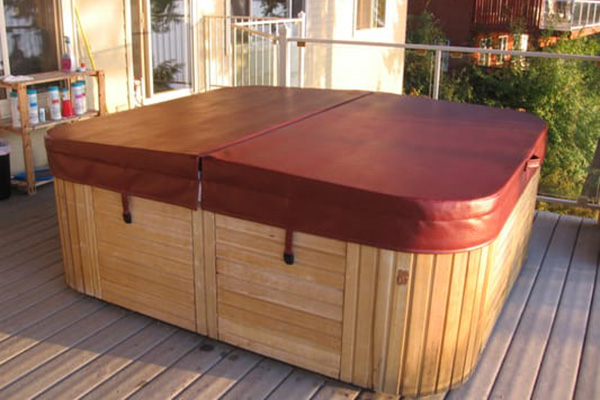 Insulated Spa Covers -