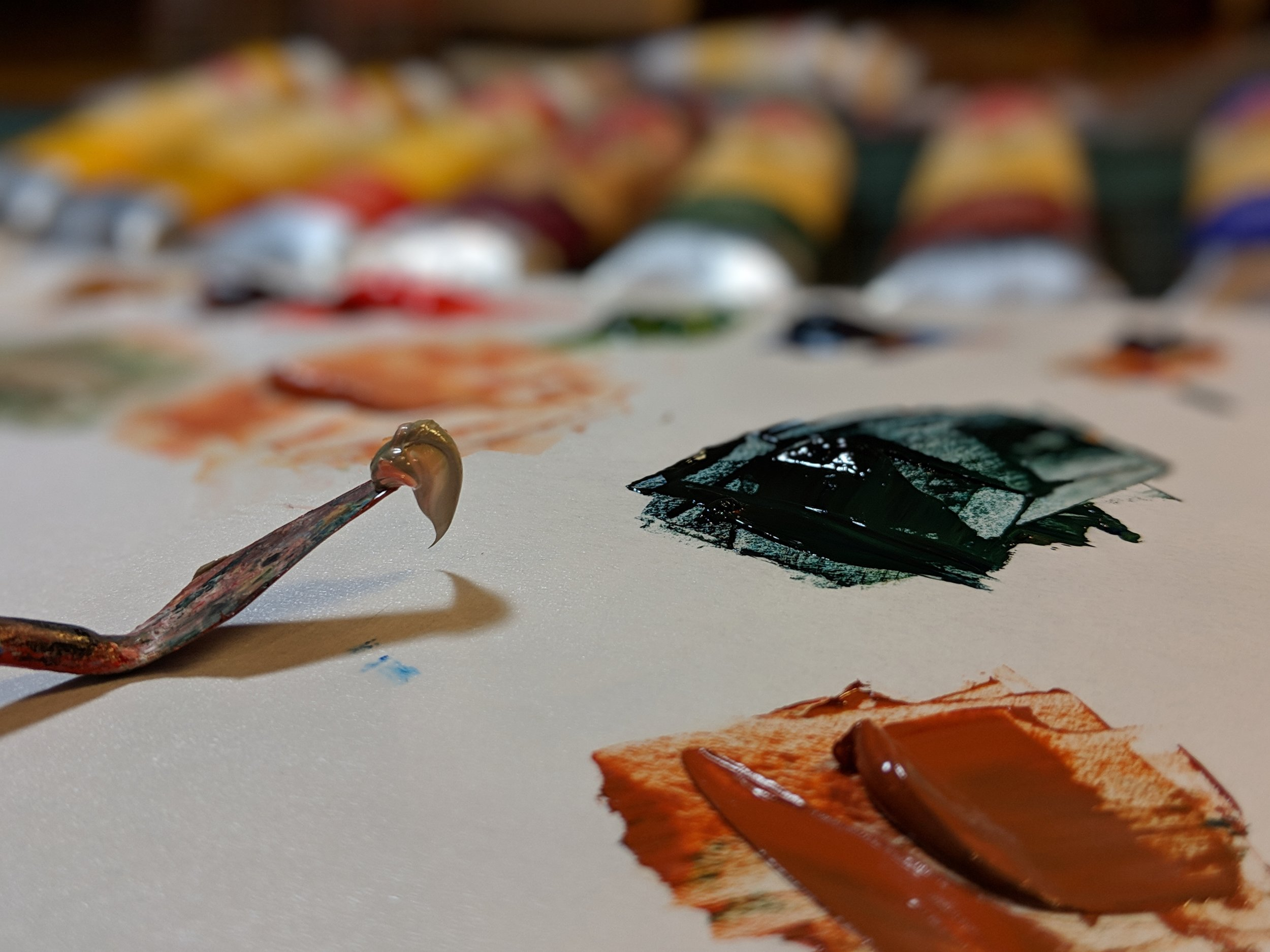DRAWING & PAINTING. -