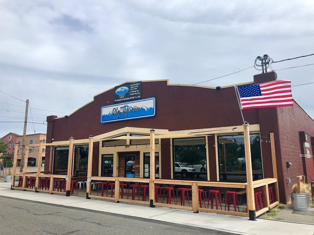 Oly Taproom - 312 Columbia St NW Olympia, Wa.