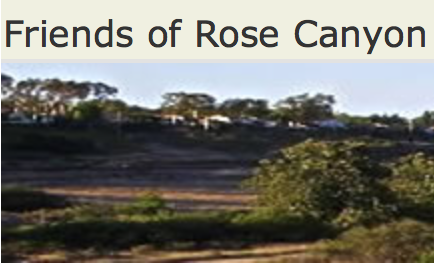 Friends of Rose Canyon