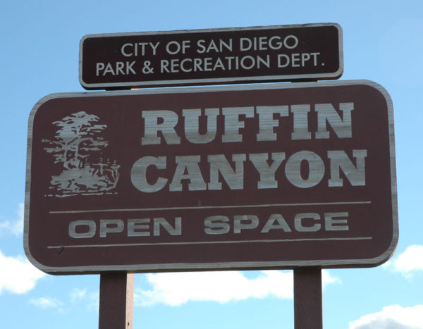 Friends of Ruffin Canyon