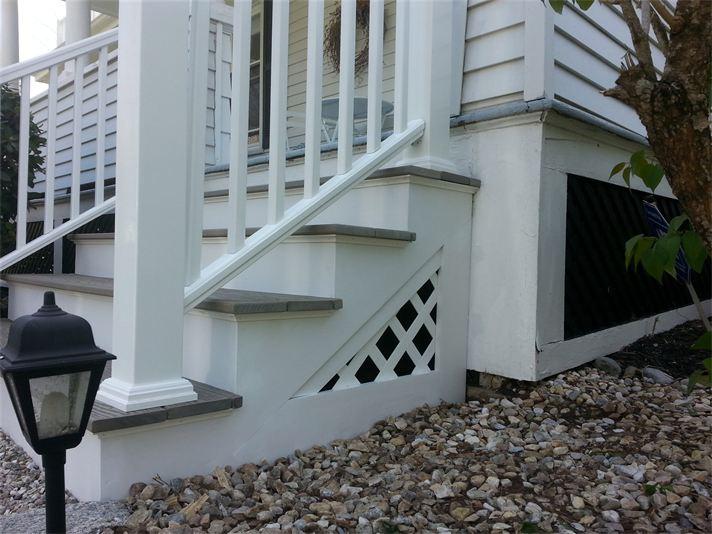 Exterior Carpentry -