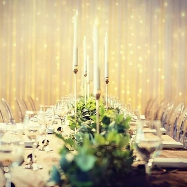 Love the mood 100's of fairy lights create. Can't wait until ours are installed for all our 2019 weddings  Inspo from @oasisentertainmentcpt  #goldcoastwedding #hinterlandweddings #luxwedding #countryweddings #goldcoast #marqueewedding #marquee #wearegoldcoast #thisisqueensland #brisbanebride #brisbanewedding #bridetobe #shesaidyes #weddings