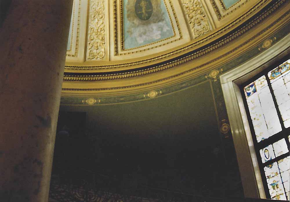 Grand Stair completed conservation