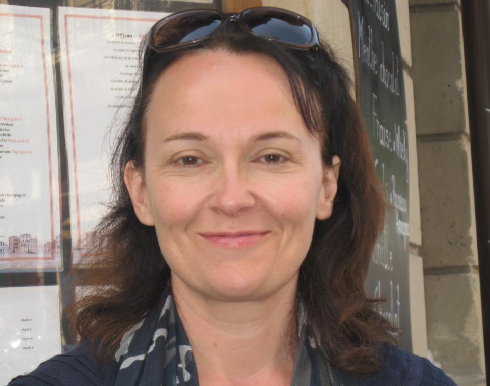 Jacqueline Norris