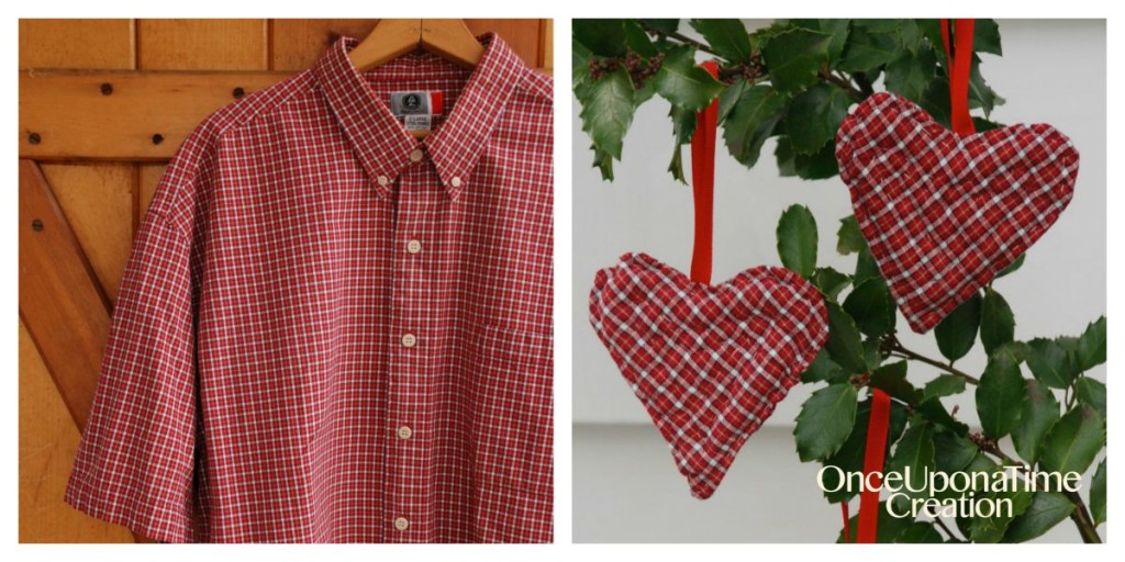 Once Upon a TIme Creation_remembrance_red shirt ornaments 1