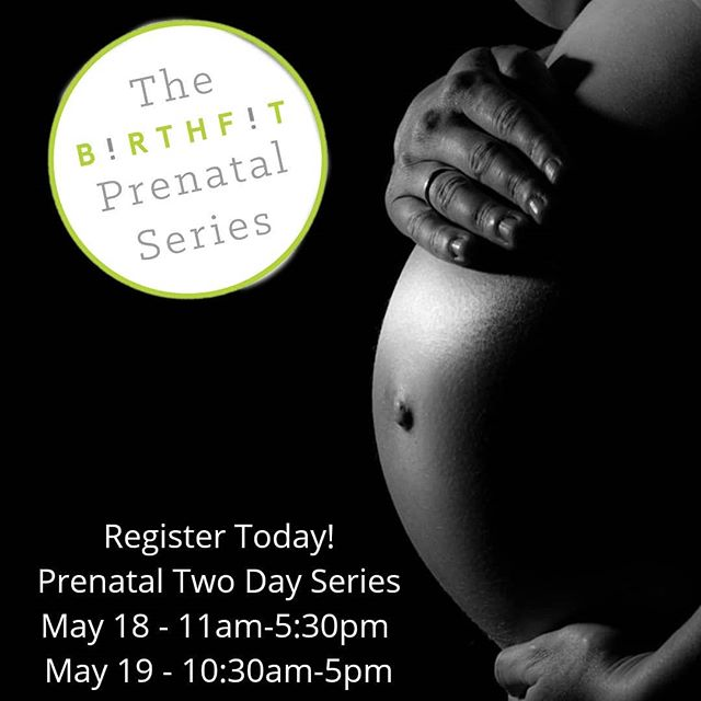 Congrats on your upcoming pregnancy! It is time to prepare. This is a 12 hour course for you and your birth partner. In this course, you will encounter the four pillars of @birthfit, which are fitness, nutrition, chiropractic, and mindset.  You will experience functional mobility, natural movement, and breath work.  You will discover your own birth desires and design your personal Queen in Training postpartum plan.  Join us for this amazing childbirth education series on May 18 from 11am-5:30pm and May 19 10:30am-5pm at @broadstreetyoga. Register online today - https://grovecity.birthfit.com/services.  COURSE OBJECTIVES: - Learn about BIRTHFIT and the four pillars. - Learn about diaphragmatic breathing and functional movement patterns. - Discover you and your birth partner's birth desires and develop a personal postpartum plan.  Can't make it this time? We will be offering this series again in July/August and September/October!  #birthfit #birthfitcoach #birthfitgrovecity #birthfitprenatalseries #prenatal #pregnancy #pregnancyclass #healthypregnancy #childbirth #childbirtheducation #grovecitypa #drkate #drkateeckert #eckertchiropractic