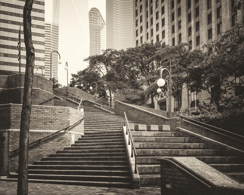 """""""Steps"""", Seattle"""