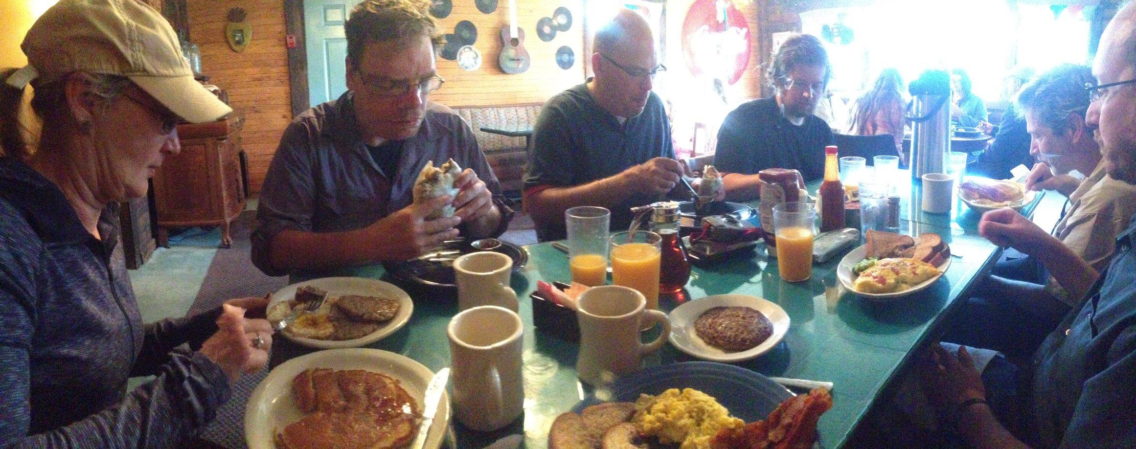 Sometimes a hearty breakfast is called for.