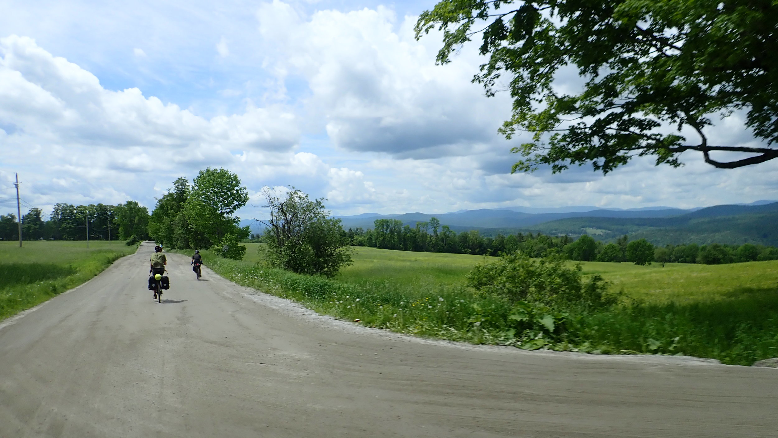 Heading into Montpelier, VT • Photo credit: Ray George