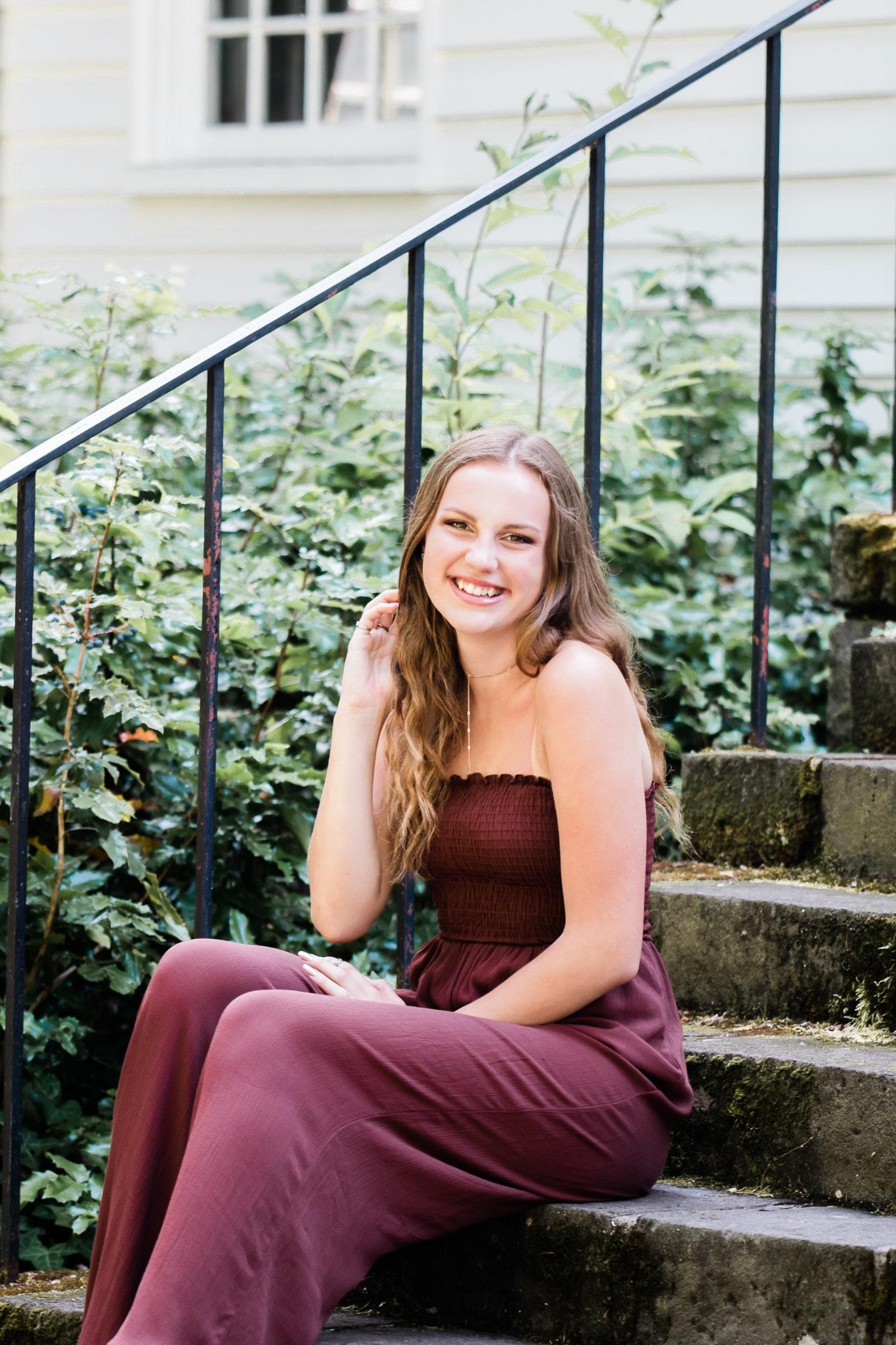 portland senior photographer