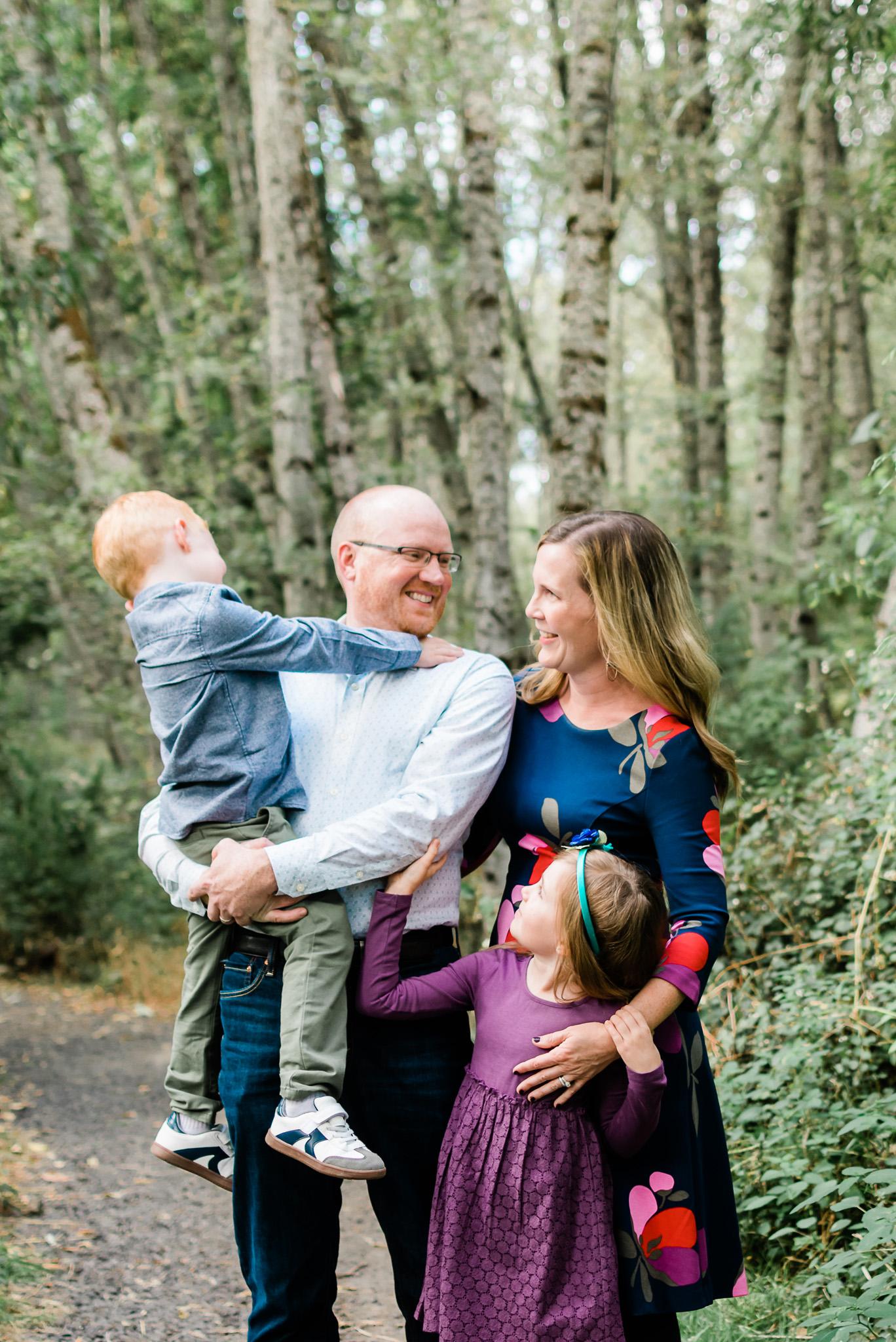 lifestyle family photography portland oregon