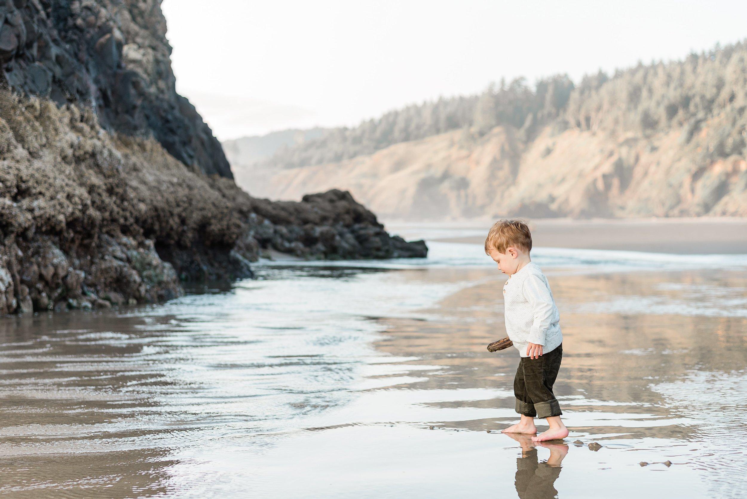 Cannon Beach Family Photos | The Meadows Family , Cannon Beach Photographer, Pacific Northwest Family Vacation, Cannon Beach Family Photographers, Oregon Coast
