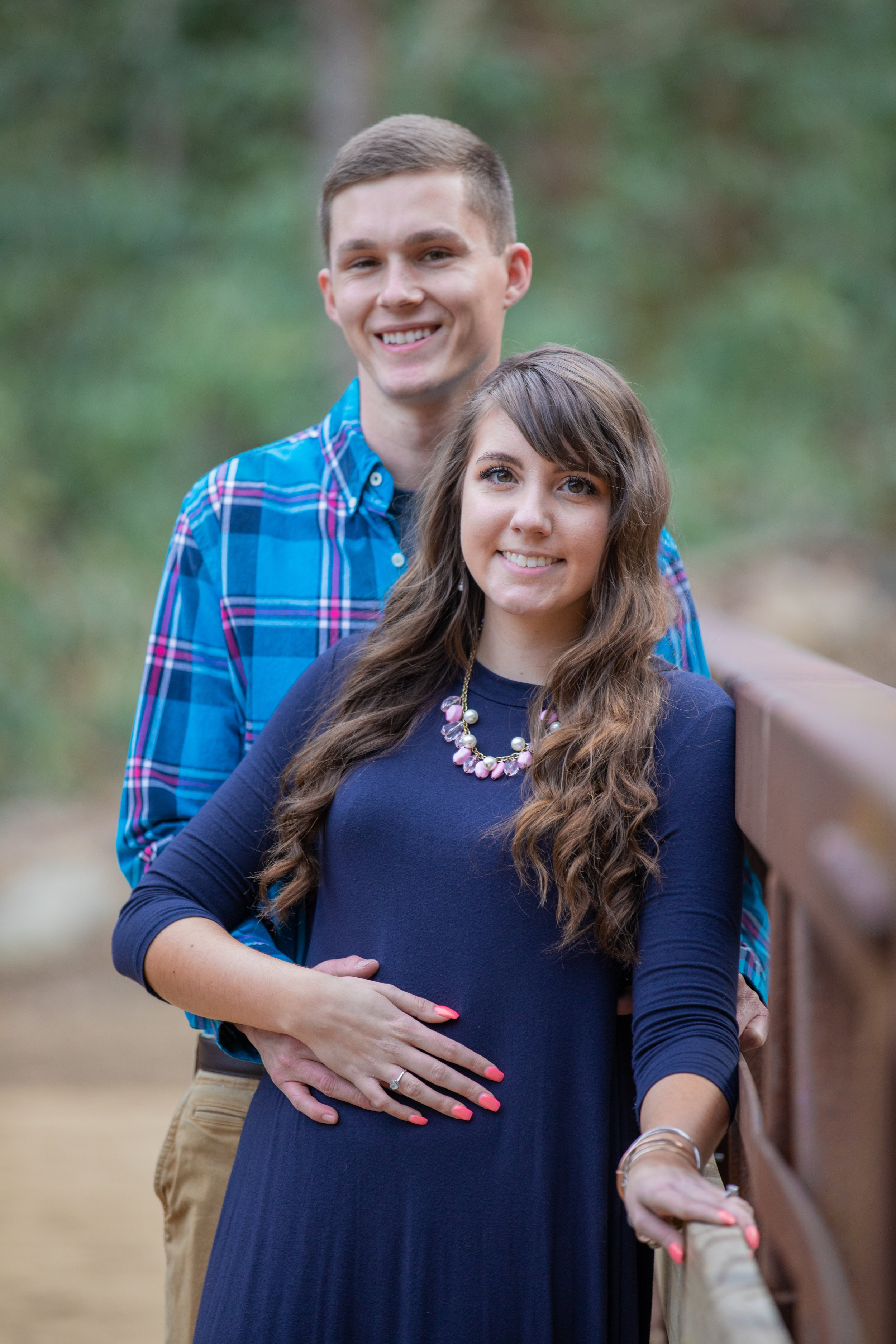 Catawba Falls engagement
