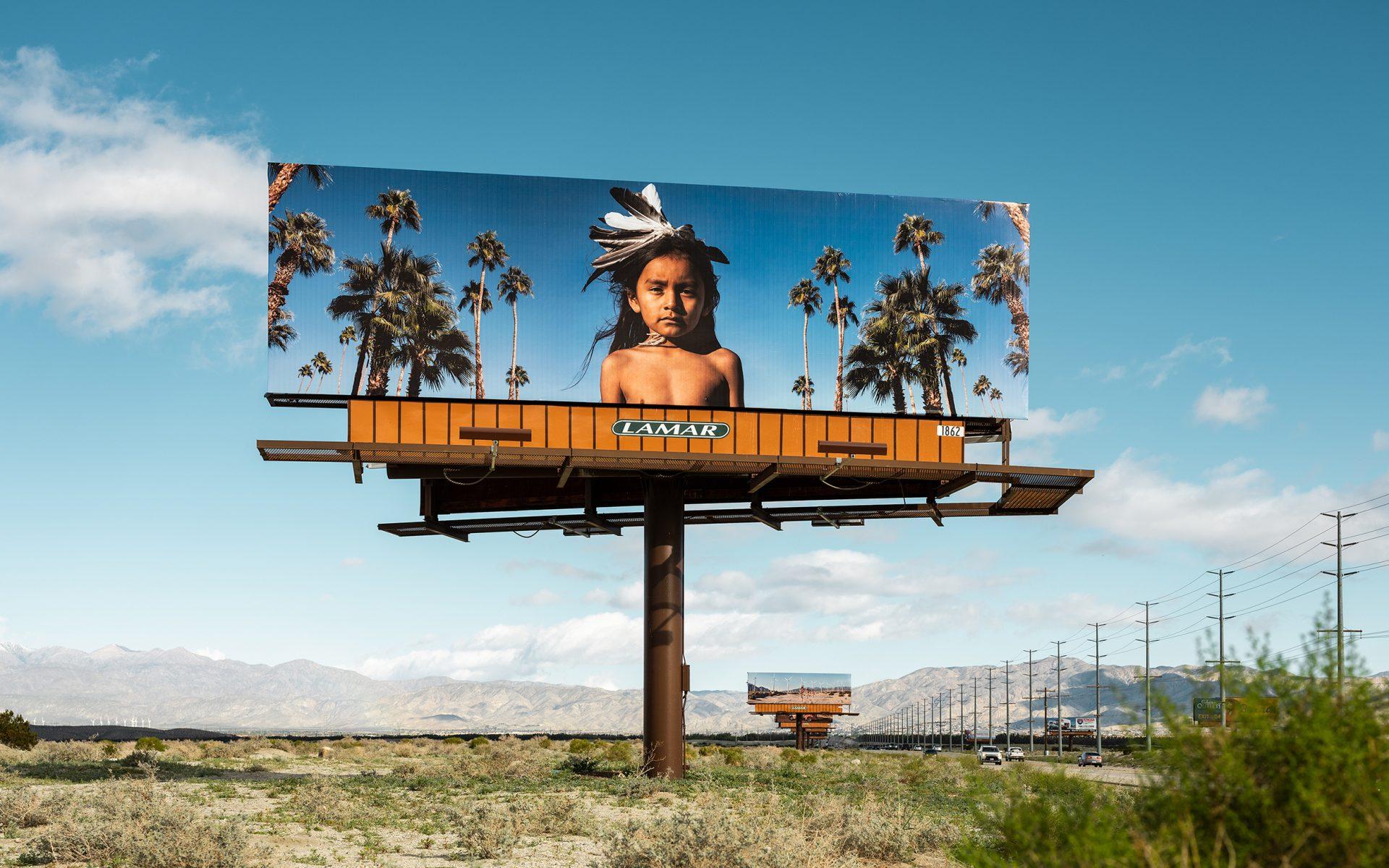 "cara romero - ""Jackrabbit, Cottontail & Spirits of the Desert"" (2019)Photo Credit | Lance Gerber"