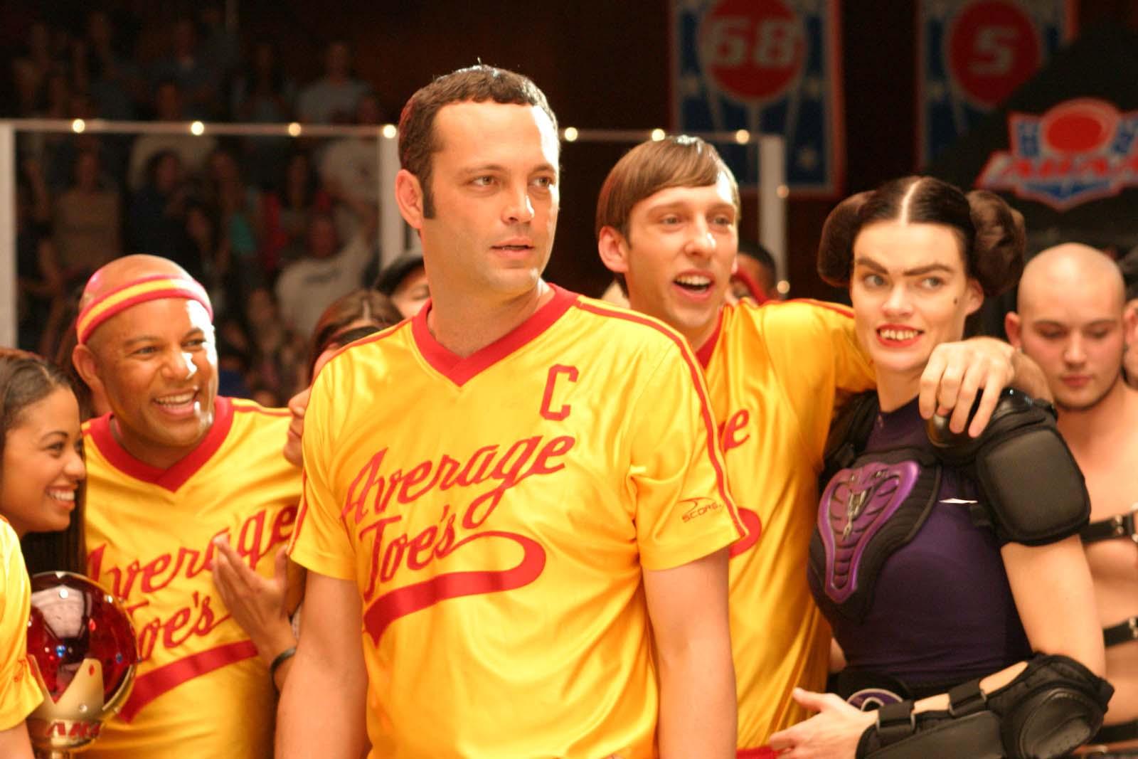 - Dodgeball: The Movie