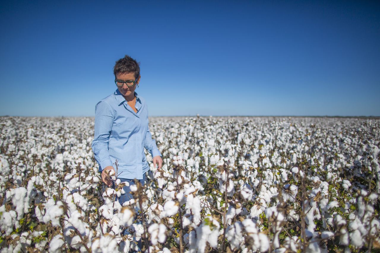 Brooke Summers - Supply Chain Relationships, Cotton Australia