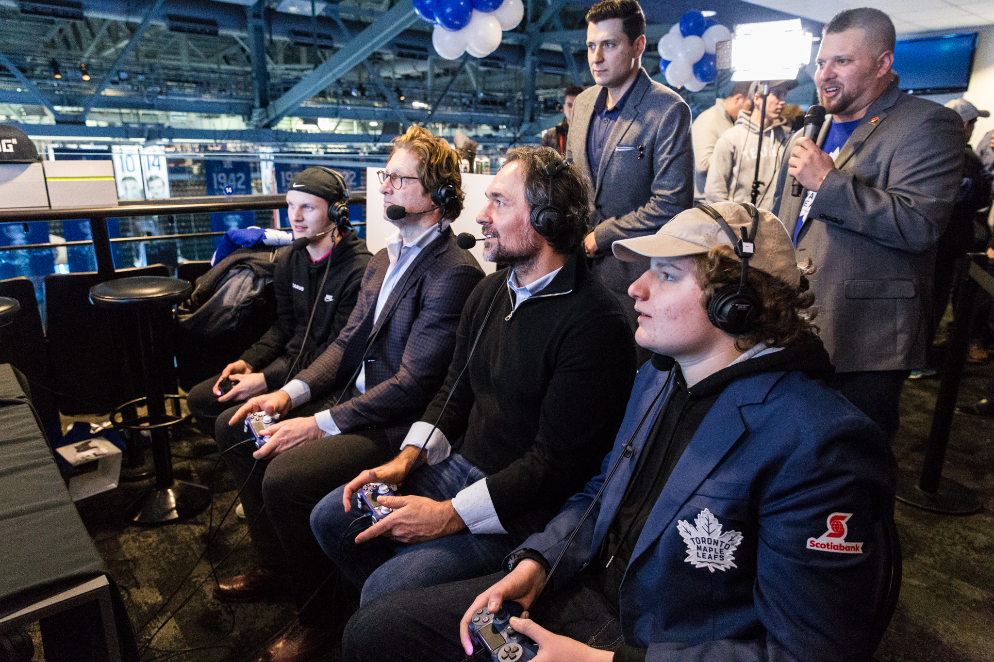 The Leafs Gaming League