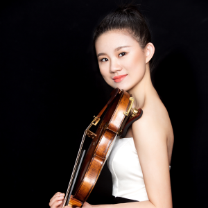Jiang Yiying - Violinist Yiying Jiang, born in 1998 in Anhui, China, is now pursuing her Bachelor of Music in the Central Conservatory of Music with Ti Zhang since 2009. Former teachers include Yaoji Lin and Nan Xie.Jiang received Second Prize and Best Capriccio Prize in Violin Group C(senior group) of the 2nd Zhuhai International Mozart Competition for Young Musicians in 2017;Second Prize—Best Performer in senior group of the 2nd Singapore Violin Festival Competition in 2017;First Prize in the 5th Chengdu Guang Ya International Violin Competition in 2016;Second Prize in violin division of The Alice & Eleonore Schoenfeld International String Competition in 2016;Second Prize in youth group of The 11th National Violin Competition in 2015;First Prize and Special Virtuoso Award in youth group of the 15th Kloster Schontal Violin International Competition in 2013;Second Prize in junior group of The 10th National Violin Competition in 2012.The South Korea National Assembly invited Jiang where she performed as the soloist and concertmaster of the Four Seasons Chamber Orchestra attached to the China Youth Symphony Orchestra in Seoul, South Korea in 2013. She was invited to perform with Paul Coletti in the 1st International Viola Teaching Seminar in 2016.