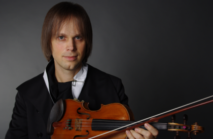 Dima Tkachenko - Ukraine-born violinist Dima Tkachenko  graduated from the National Music Academy of Ukraine (former Kyiv  Conservatoire) studying under Bogodar Kotorovych and Jaroslava Rivniak.  In 1998 he was invited to study at the Guildhall School of Music and  Drama under Yfrah Neaman. In 2002 Dima was made a Fellow of the  Guildhall School and until 2008 was working with Krzysztof Smietana and  David Takeno. Dima Tkachenko was awarded the Guildhall School Concert Recital Diploma (Premier Prix) and was a prize-winner at several international violin competitions including the Carl Nielsen Competition (Odense, Denmark), the Lysenko Competition (Kyiv, Ukraine) and the Wronski Solo Violin Competition (Warsaw, Poland).He has toured extensively throughout Europe, Asia and the Americas and has been broadcast on Ukrainian Radio and TV, ORT and Kultura Russian TV, Danish Radio, Polish Radio and TV and on BBC Radio 3 in the UK. His recent performances include appearances with the MAV Symphony Orchestra in Budapest, the Russian Radio and TV Symphony Orchestra in Moscow (with live broadcast on Russian TV), the National Symphony Orchestra of Ukraine, the Bilkent Symphony Orchestra in Ankara (Turkey) within the Ankara Music Festival, the Royal Philharmonic Orchestra in London, the Cracow Philharmonic, the Symphony Orchestra of Chile in Santiago, the Athens State Orchestra, tours in Spain and Germany, also recitals in the UK, Ukraine, Japan, Lithuania (within the Vilnius Festival) and Poland.Dima Tkachenko presently teaches at the National Music Academy of Ukraine, gives masterclasses (the recent ones in Japan, Korea, China, Turkey and Lithuania), goes on jury to several international competitions and is the co-founder and Artistic Director of the Benjamin Britten International Music Competitions in London.
