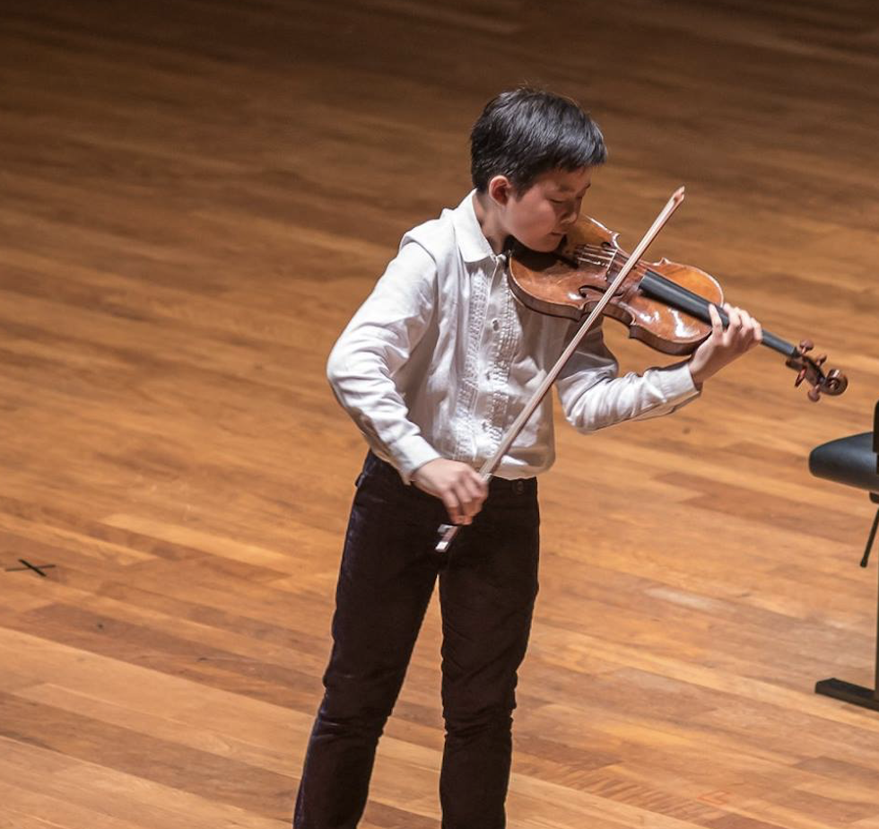 Group B - Submission Deadline: 1 May 20195 JUNE 2019, 9AM- 6PM, RECITAL STUDIOPrize1st Prize: SGD 2000 cash prize2nd Prize: SGD 750 cash prize3rd Prize: SGD 250 cash prize_____________________________Violin CategoryAge8 -16 (as of 5 June 2019)Repertoire (3 Pieces)- A Caprice by Paganini OR Wieniawski - Two contrasting movements by Bach/Tartini/Leclair/Vivaldi - A virtuoso work____________________________Viola CategoryAge12-16 (as of 5 June 2019)Repertoire (3 Pieces)1. A Caprice OR an Etude2. An unaccompanied piece of music3. A complete Sonata OR a movement of a Concerto with Cadenza