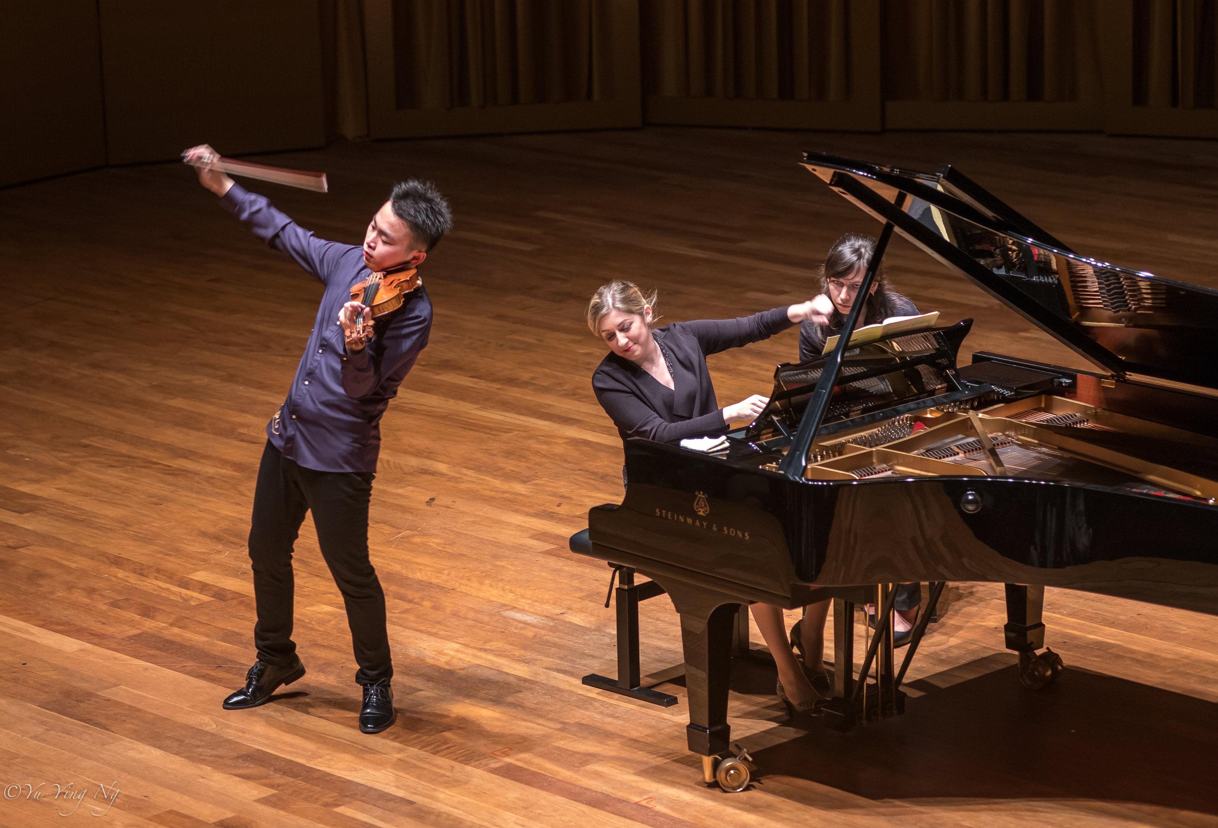 The Festival — Singapore Violin Festival