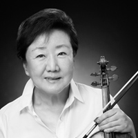 Nam Yun Kim - Nam Yun Kim started to play violin at the age of 6 and shortly became recognized as a child prodigy. By the age of nine she has won the Ewha & KyungHyang Concours. After graduating from the Seoul Arts High School, she continued her study at Juilliard School of Music with Ivan Galamian and Felix Galimir.Her career took off after being awarded first prize in the 1974 Tibor Varga International Competition in Switzerland, which did not have the first prize for a long time. She was invited to perform at many internationally renowned venues such as Carnegie Hall, Lincoln Center for the Performing Arts, Kennedy Center and Sydney Opera House and other major concert halls in Europe and Asia. She also performed with major orchestras throughout the world including St. Petersburg Symphony, Royal Philharmonic, Zagreb Radio Symphony and many others worldwide.Despite her busy concert and touring schedules, Nam Yun Kim has dedicated much of her time to teaching. She returned to Korea and became the youngest violin professor in Korea in 1977. Many of her students are prizewinners of prestigious competitions, like the 2008 Long-Thibaud International Violin Competition, 2010 International Violin Competition of Indianapolis and recently the 2012 Yehudi Menuhin International Violin Competition, etc.She is currently the professor of violin at the Korea National University of Arts and since 2011, she is invited to the Jacobs School of Music in Indiana University as a visiting scholar. Besides teaching, she has also served on the juries of numerous prestigious competitions including the Taipei International Competition, Tibor Varga Competition, Hannover International Violin Competition, Queen Elisabeth Competition and Tchaikovsky Competition.