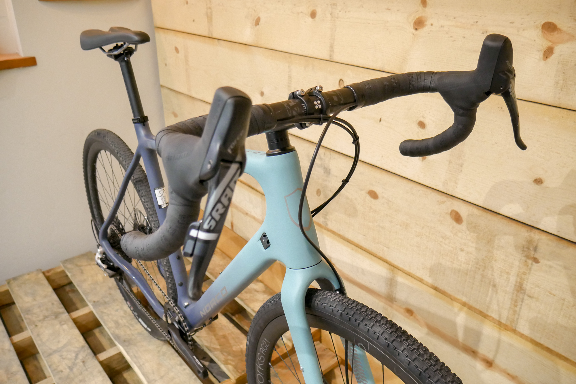 Andrew Norco search XR carbon 2