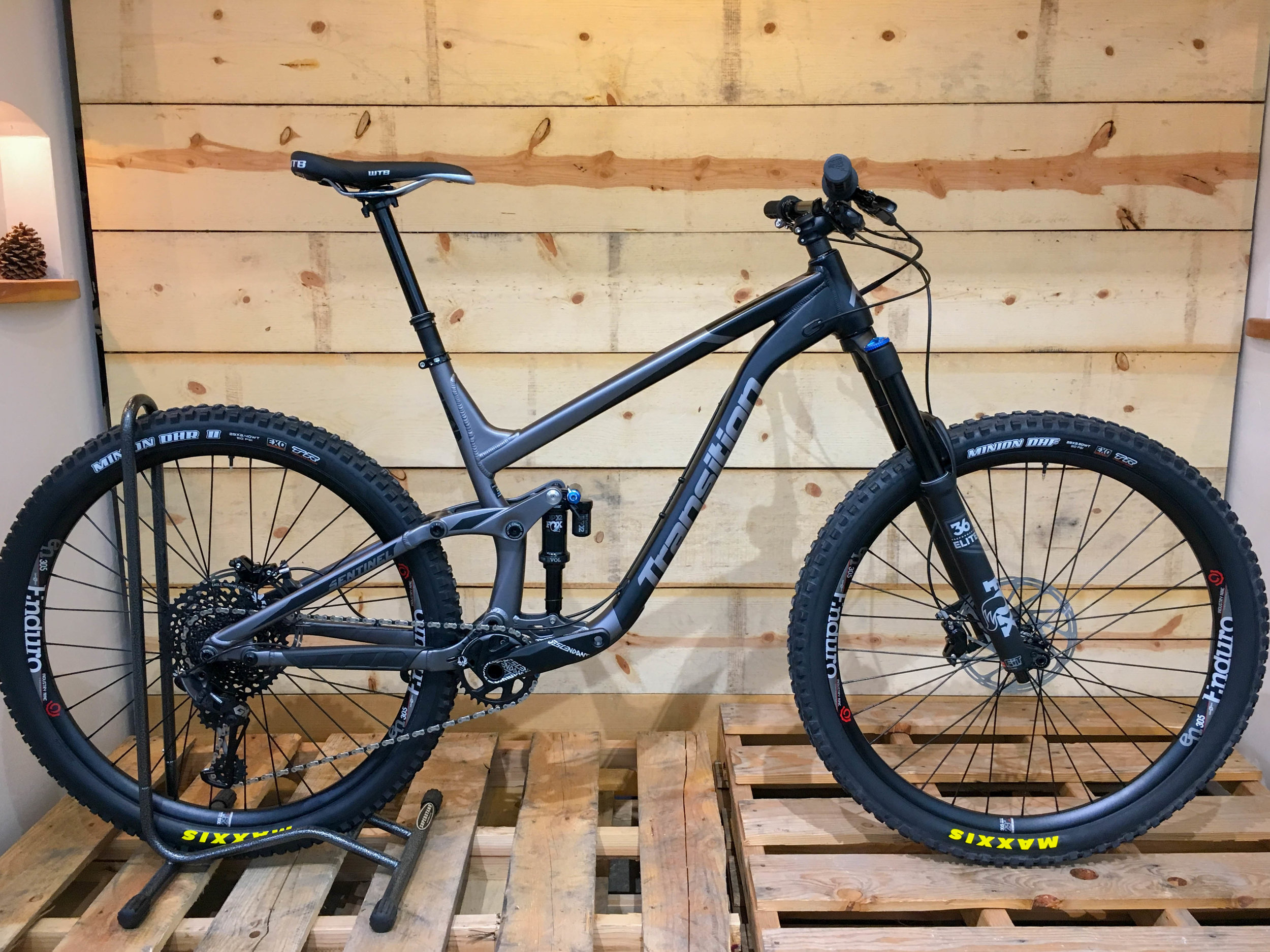 2018 Transition Sentinel Alloy