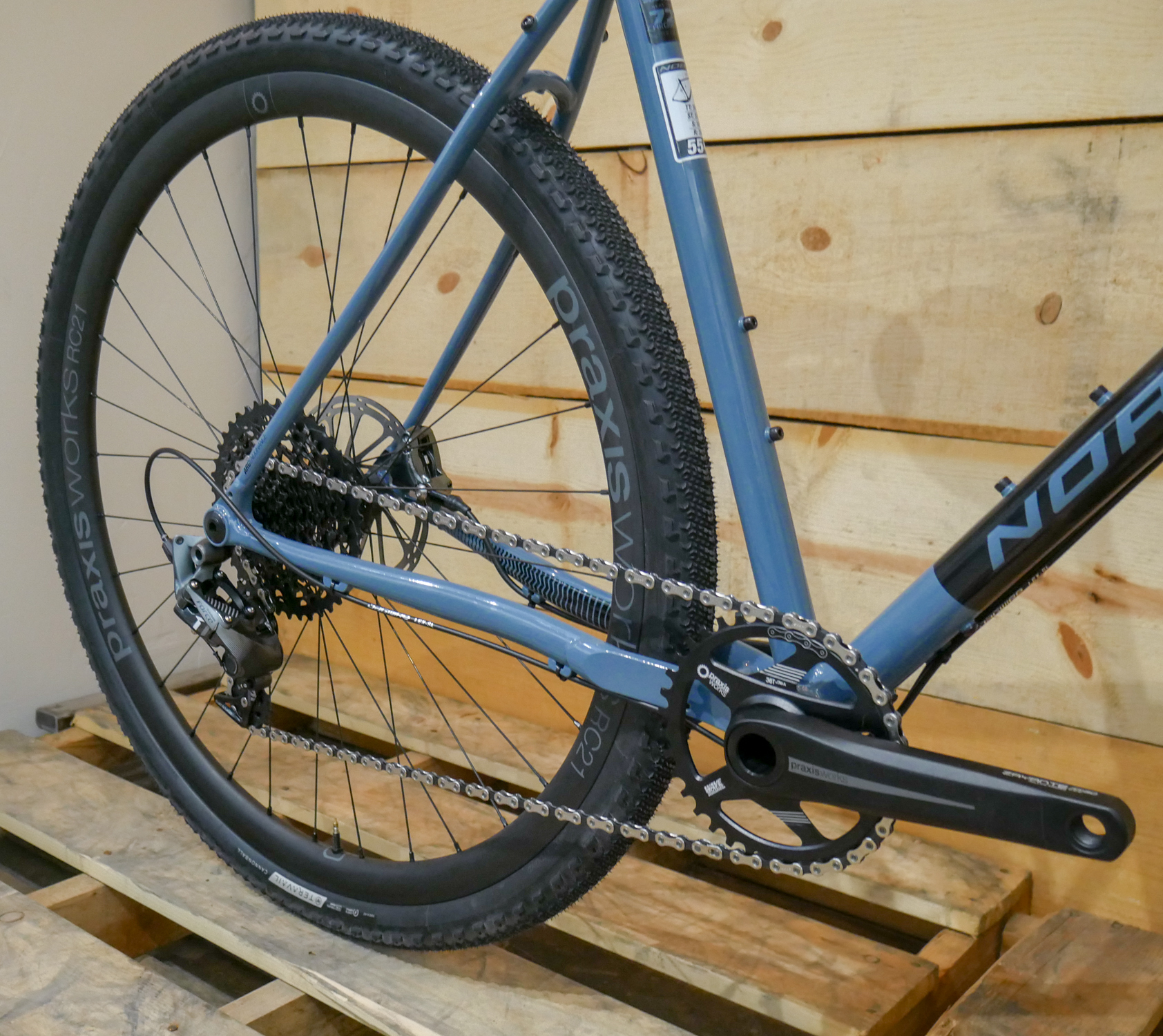 2018 Norco Search XR Steel