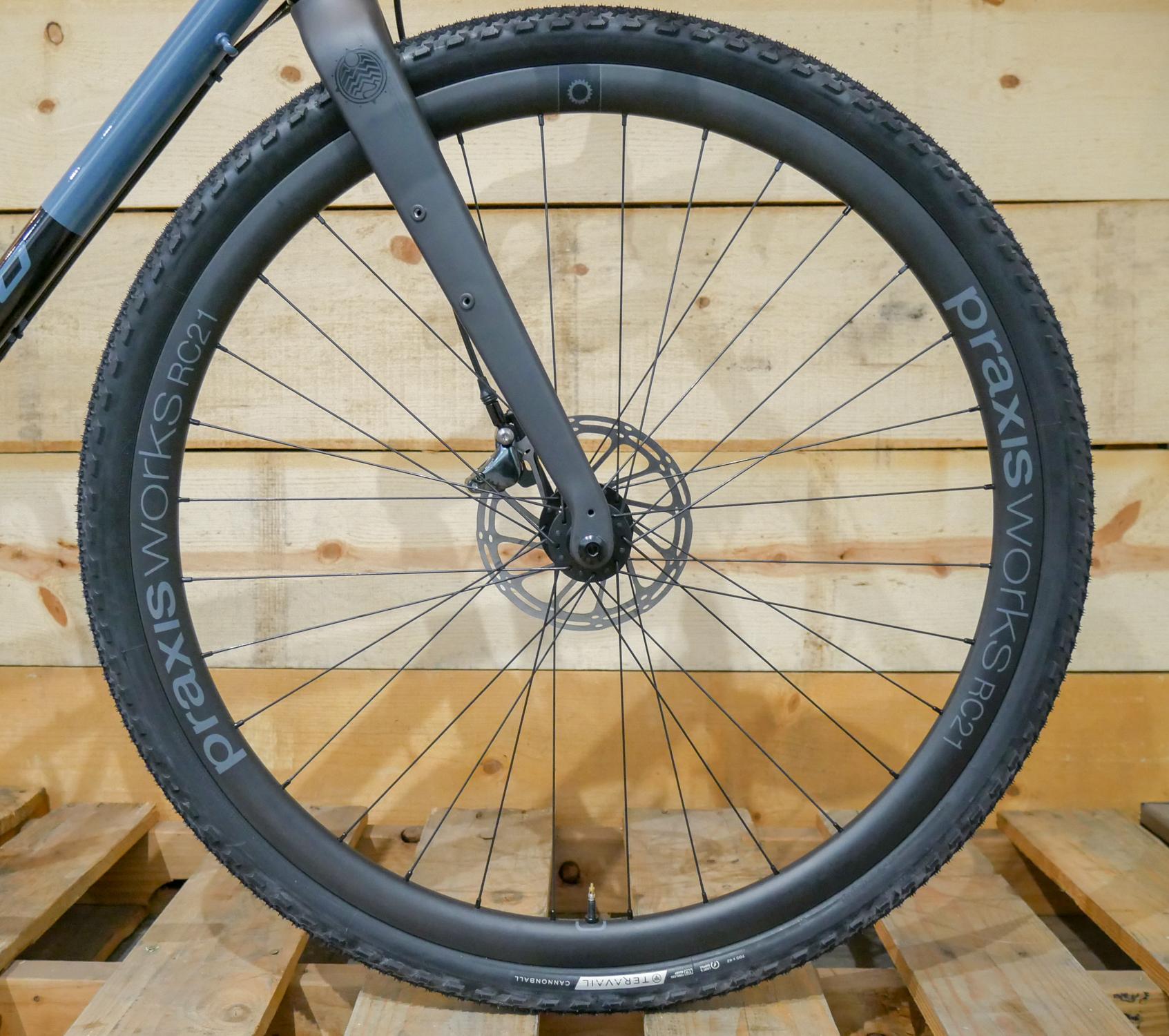 2018 Norco Search XR Steel praxis wheels