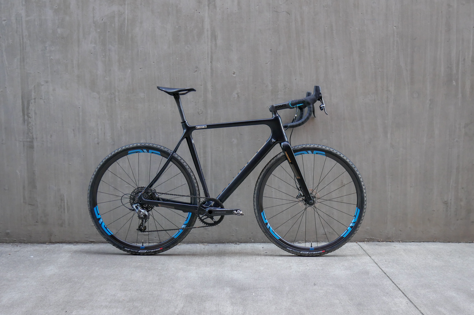 2019 Norco Threshold carbon