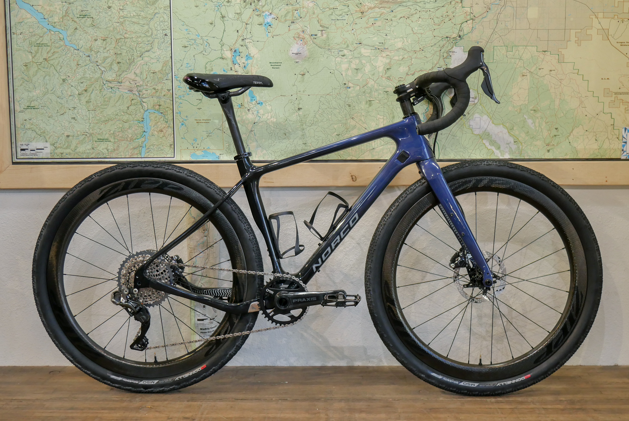 2019 Norco Search XR Carbon