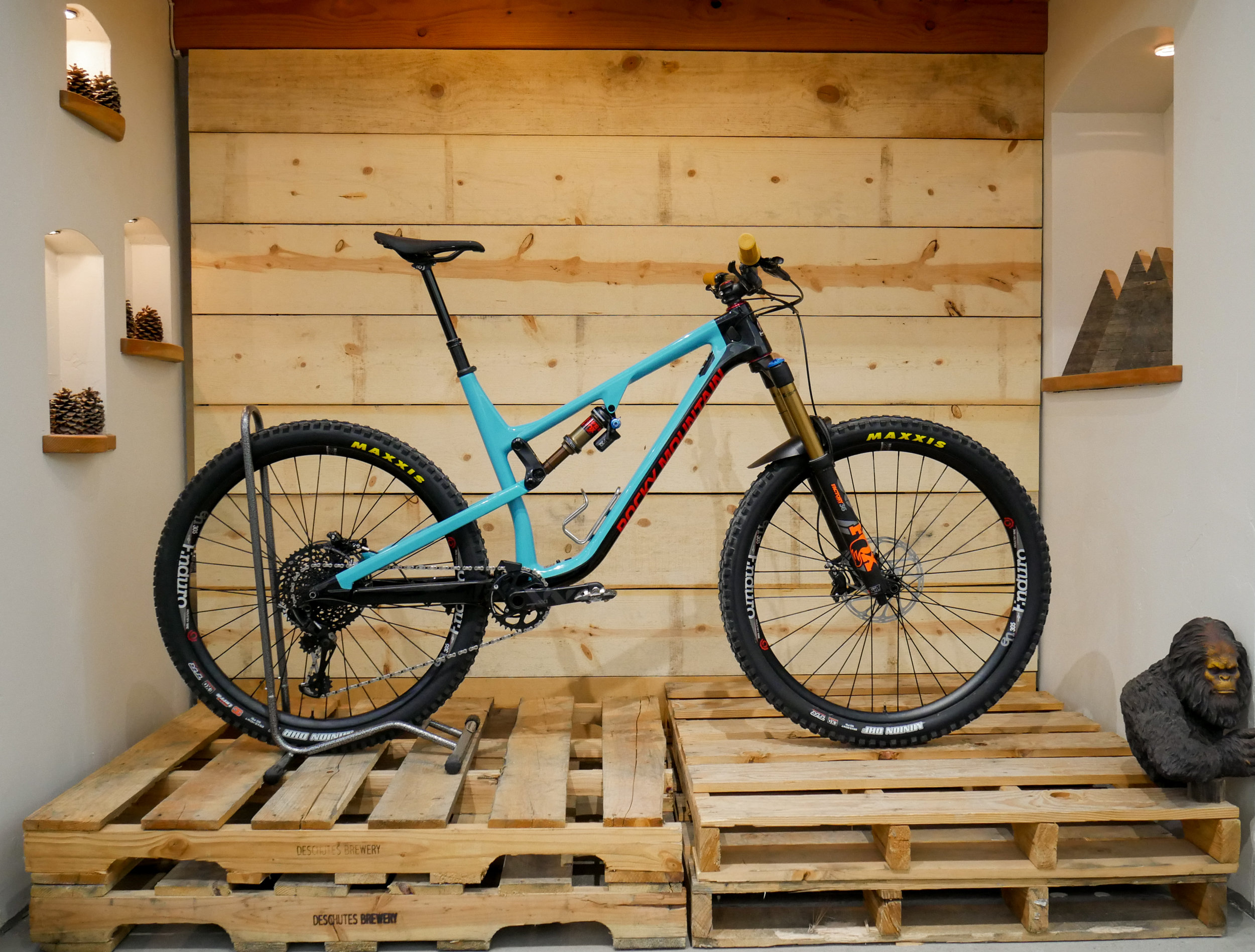2018 Rocky Mountain Instinct BC