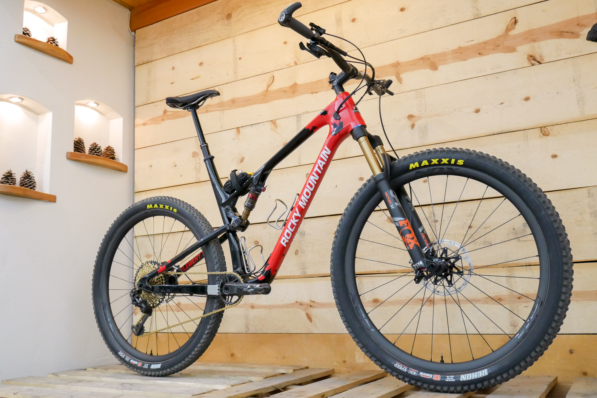 2018 Rocky Mountain Element XXL
