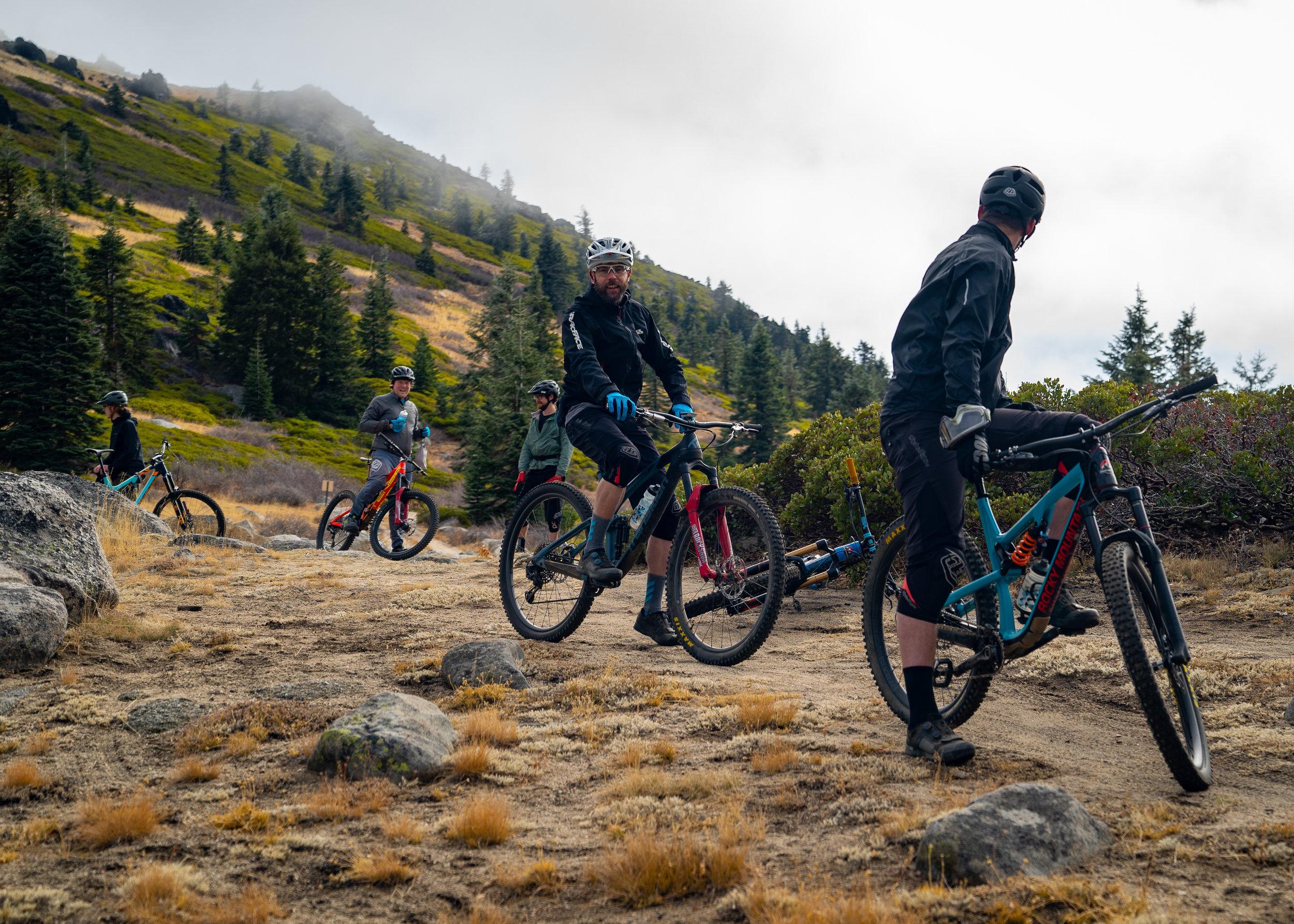 Project Bike rides Ashland Oregon