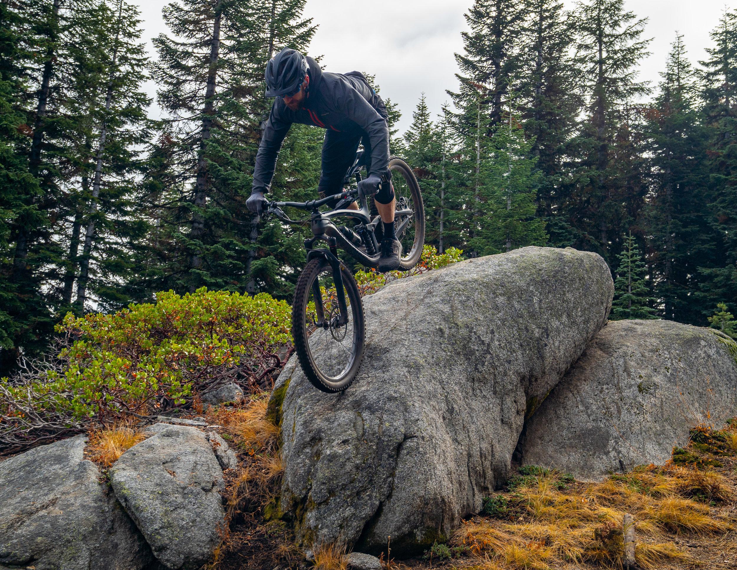 Project Bike rides Ashland Oregon transition sentinel