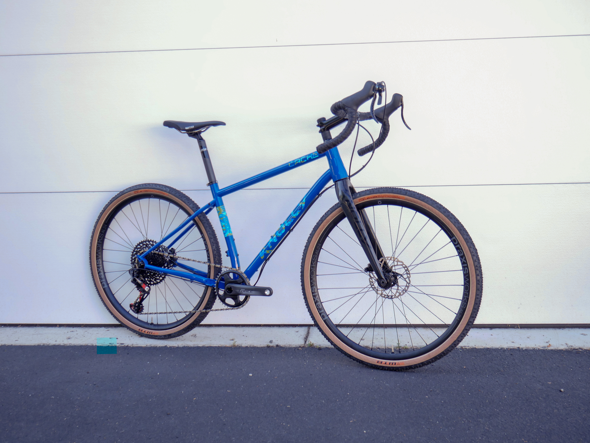 2019 Knolly Cache Steel