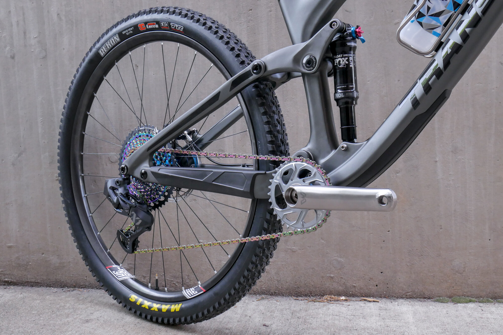 2019 Transition Smuggler Sram AXS XX1 We are one faction