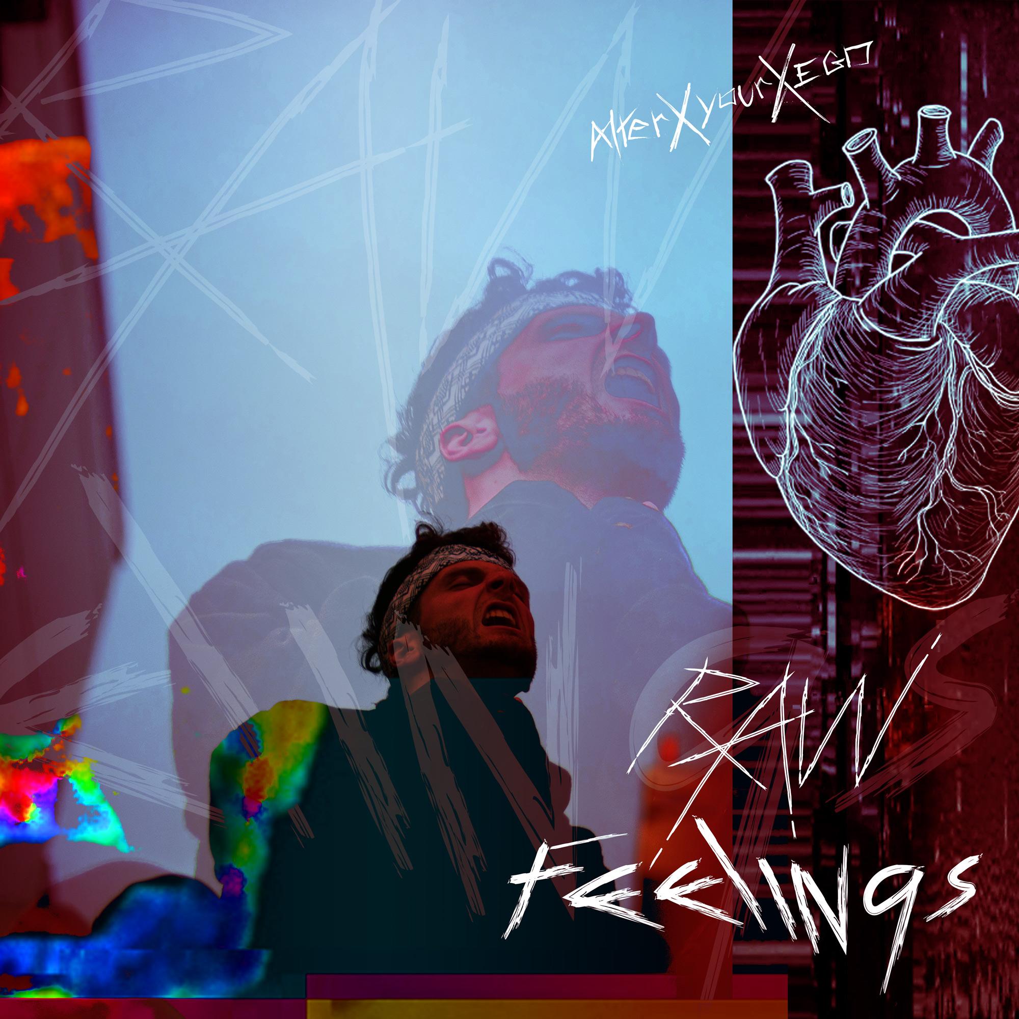 RAW FEELINGS - Single / Alterxyourxego