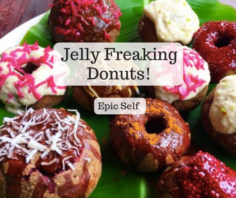 Jelly Freaking Donuts!