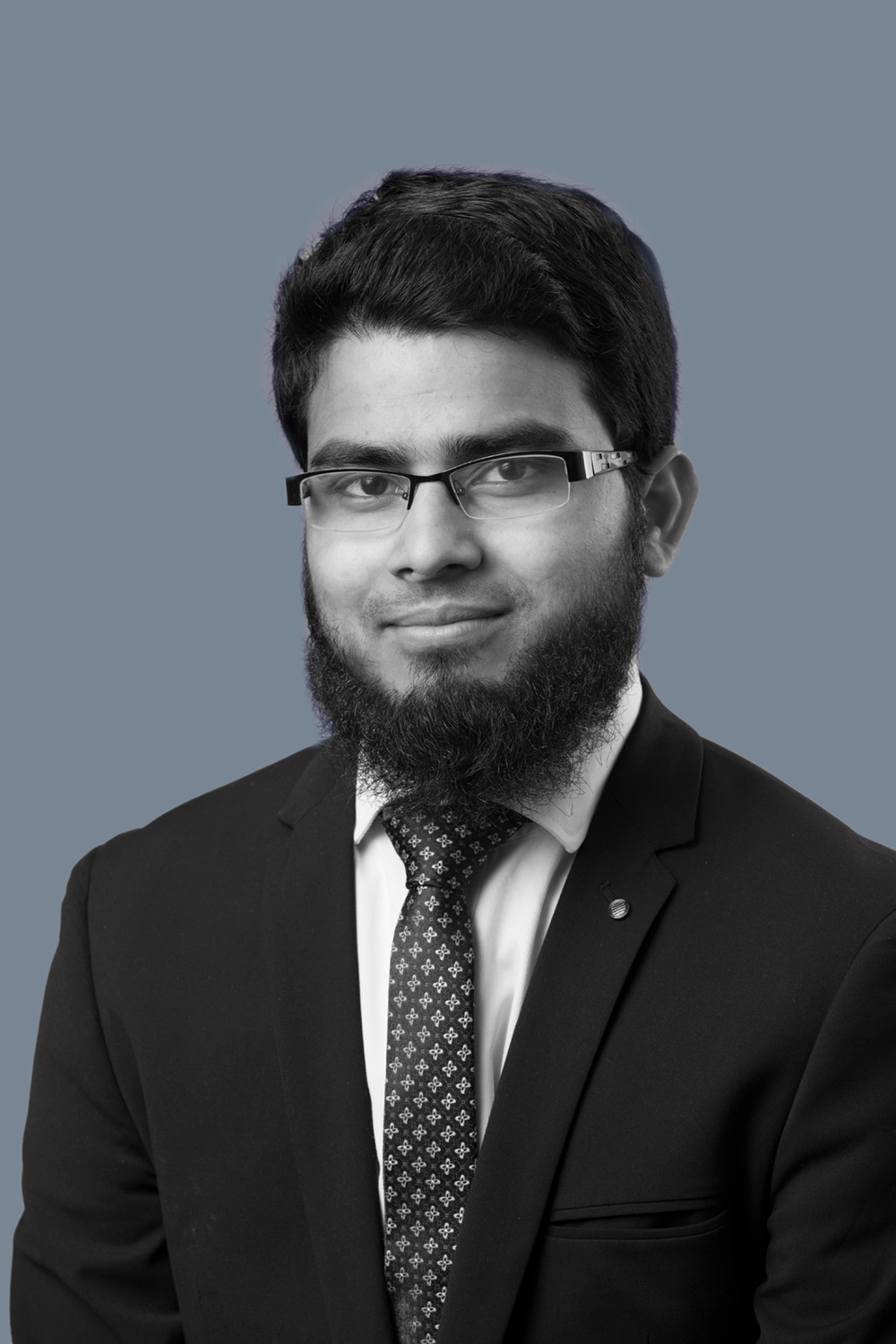 Mohammed Rahman, Accountant