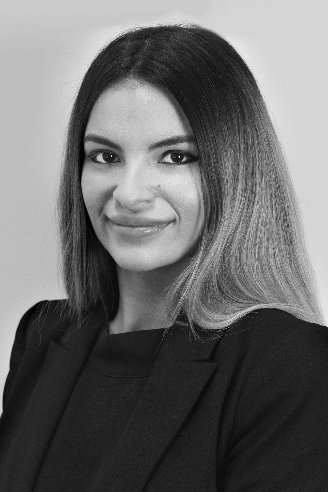 Eleni Georgoulopoulos, Senior Paralegal