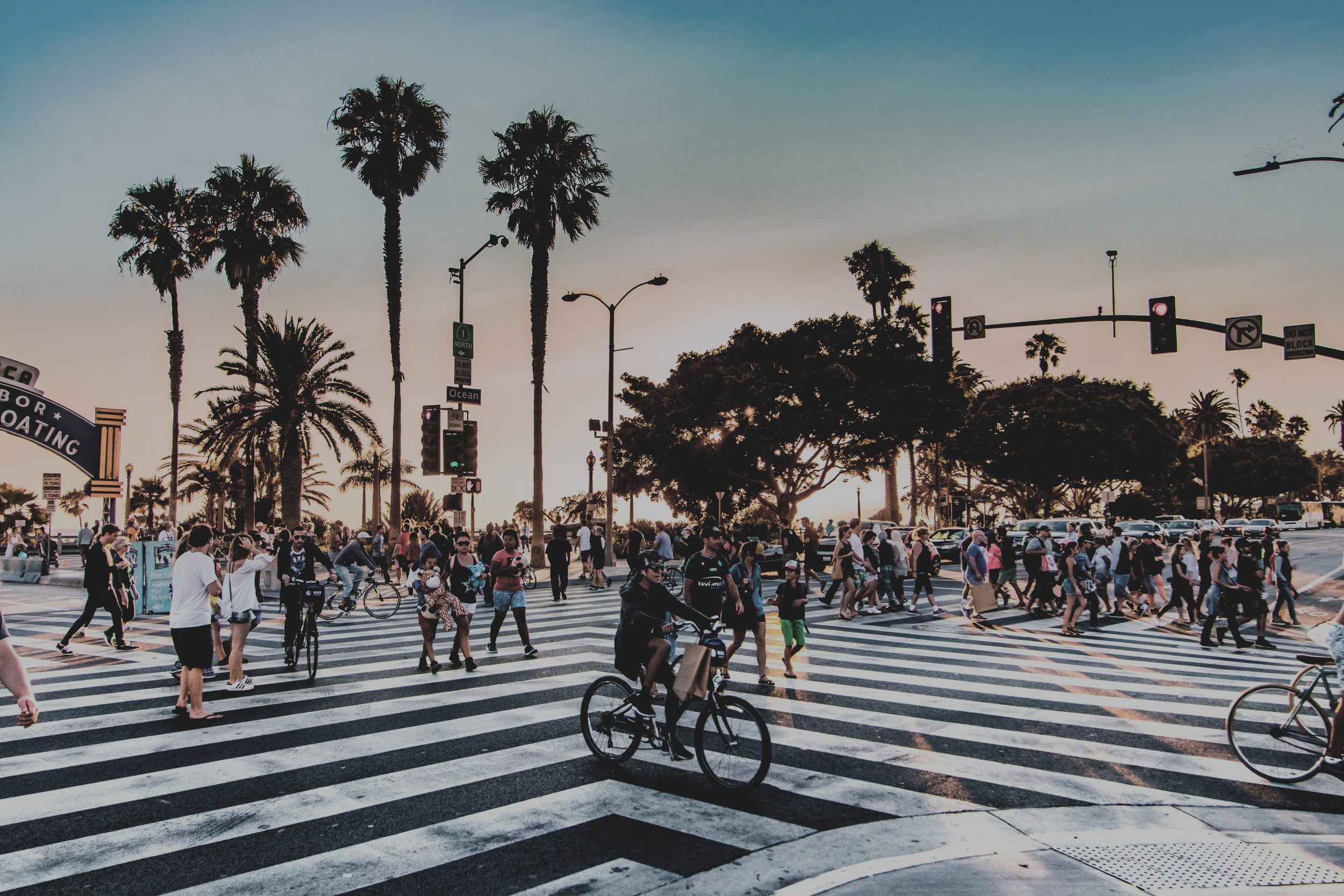 Walkability is highly desirable -