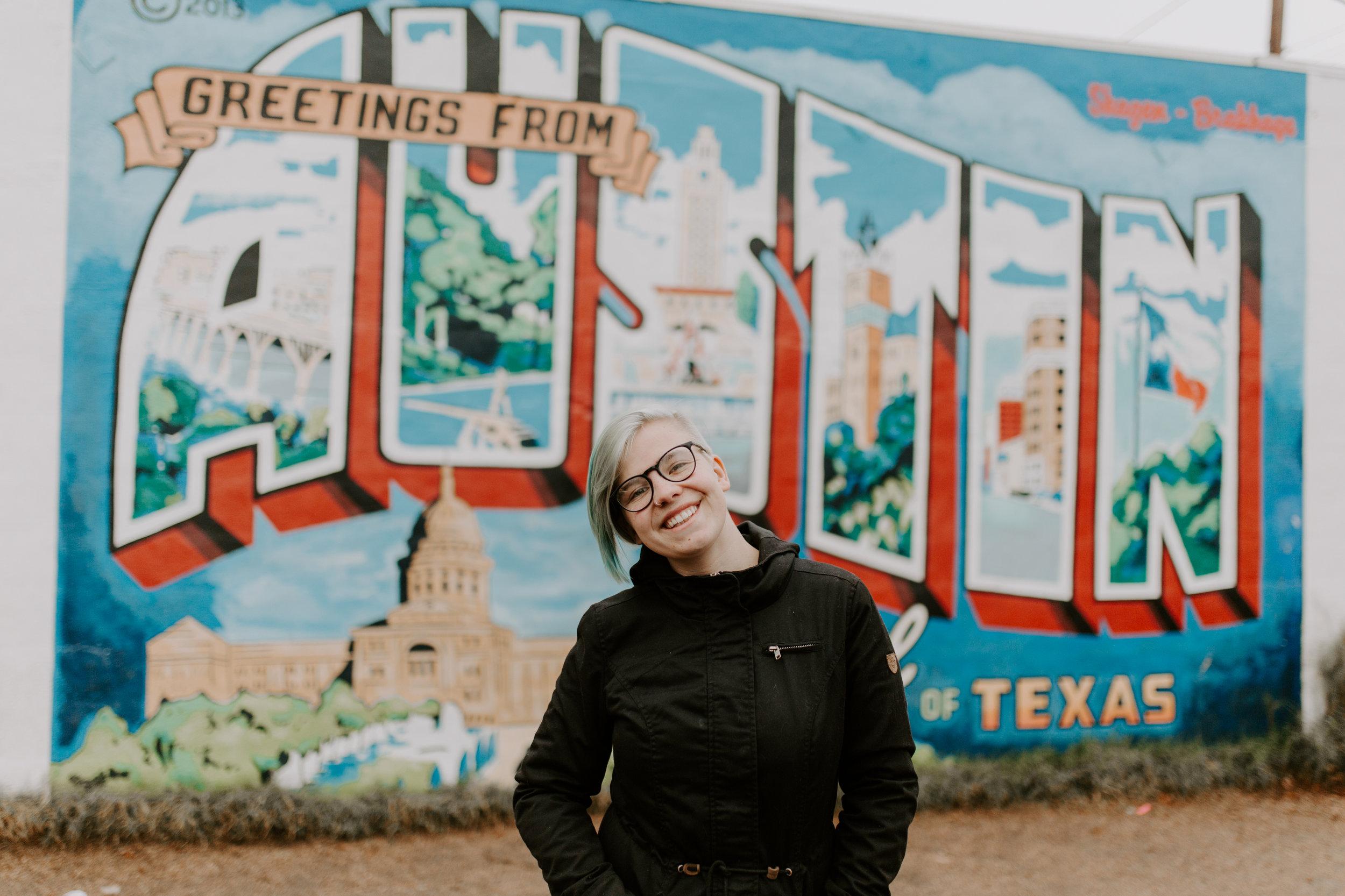 Somewhere in Austin.