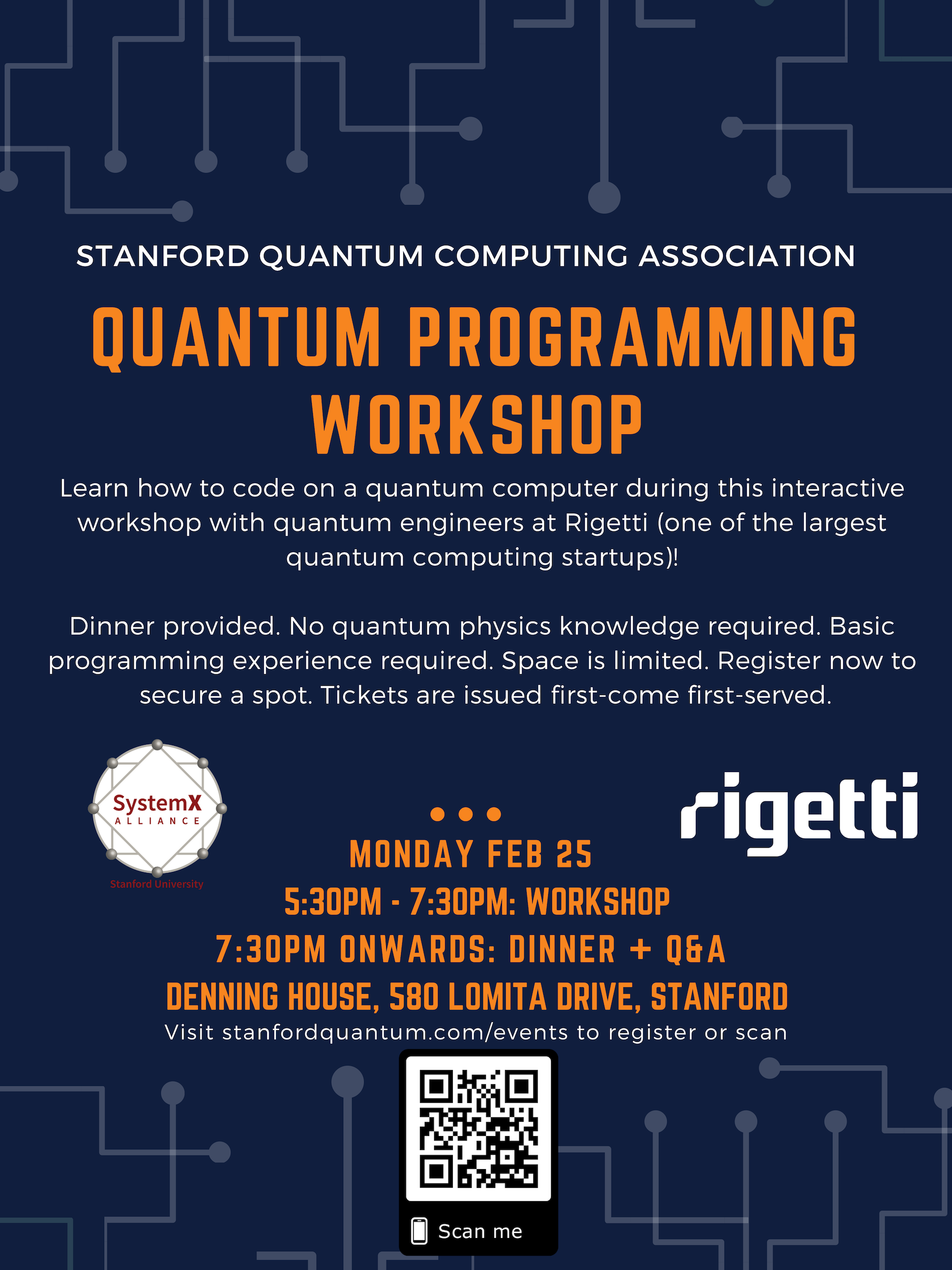 Newsletter -- Monday February 18 2019 — Stanford Quantum