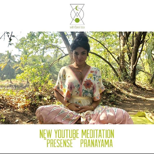 New Kundalini Pranayama for PRESENCE ~ Video on my YouTube channel 🕉 Link in BIO  You can still enjoy the energies of this Monday New Moon while practicing! 🌙✨ InJoy! 🇫🇷 Nouveau Pranayama Kundalini Yoga - pour la PRESENCE ~ sur ma chaine YouTube 🕉 Lien dans ma BIO. . Activer les sous-titres❗️ Vous pouvez encore apprécier les effets de la nouvelle lune de Lundi 🌙✨ InJoy!
