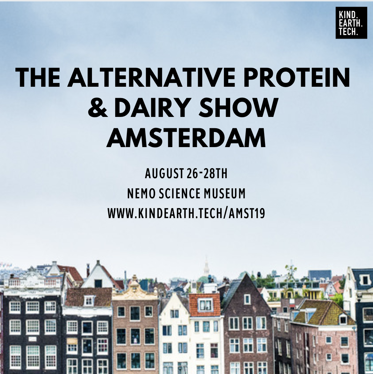 The alternative protein and dairy show Amsterdam